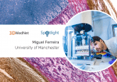 embryonic stem cell chondrogenesis with Miguel Ferreira